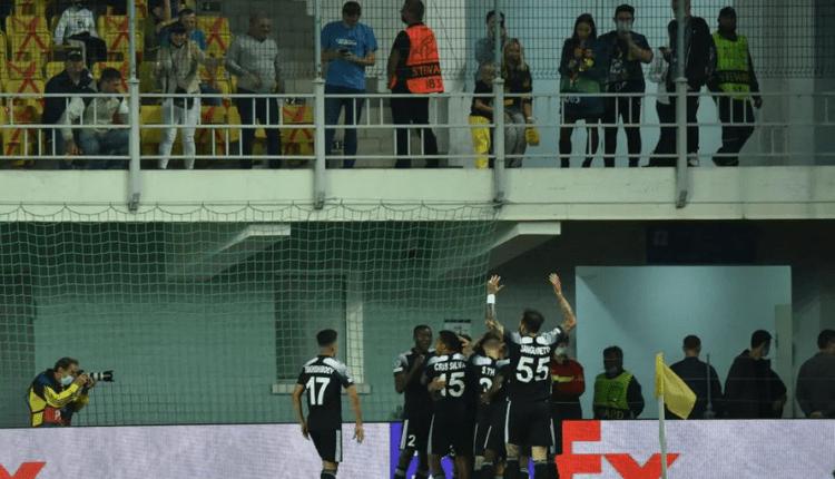Champions League: Ιστορική νίκη για Σερίφ με «κέρβερο» Αθανασιάδη -Ευκολα την Μπεσίκτας η Ντόρτμουντ (VIDEO)