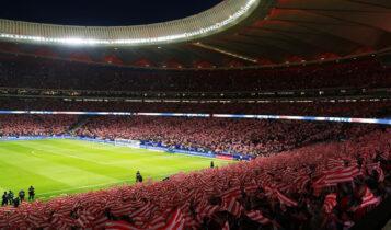 La Liga: Στο 75% η χωρητικότητα στην Μαδρίτη