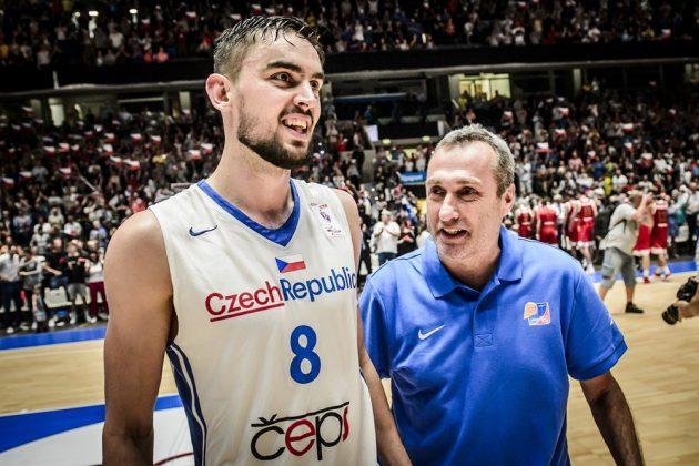 Σατοράνσκι: Κορυφαίος Τσέχος μπασκετμπολίστας για 4η χρονιά