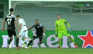 Σερίφ-Σαχτάρ: 2-0 με άπιαστη κεφαλιά του Γιανσανέ (VIDEO)