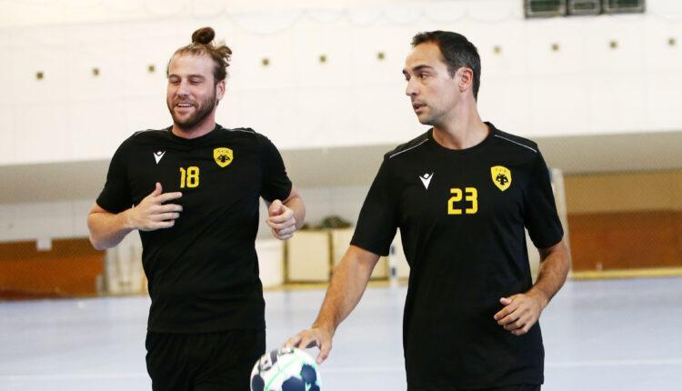 Ουγκάλντε στο enwsi.gr: «Να κερδίσουμε όλους τους τίτλους-Χαρούμενος που επέστρεψα»