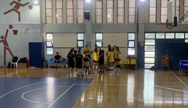 Αρσενιάδης στο enwsi.gr: «Είμαστε σε φάση που χτίζουμε την ομάδα»