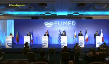 Κέντρο διπλωματικών διεργασιών η Αθήνα -Στο «τραπέζι» η διαχείριση κρίσεων (VIDEO)