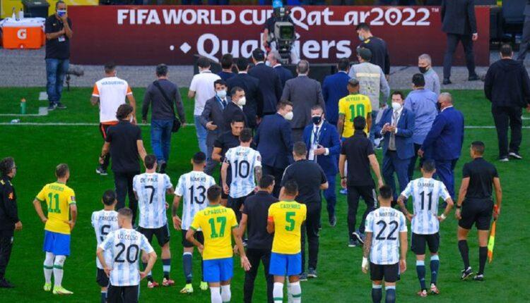 Στις 15 Οκτωβρίου το Βραζιλία-Αργεντινή που διεκόπη