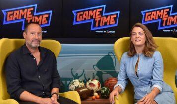 ΟΠΑΠ Game Time με τον προπονητή της Εθνικής Ομάδας Τζον Φαν΄τ Σχιπ (VIDEO)