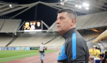 Μιλόγεβιτς: «Πιστεύω, ότι όσο περνάει ο καιρός, μέρα με τη μέρα, θα είμαστε καλύτεροι»