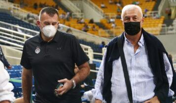 Στο ΟΑΚΑ για το τουρνουά «Παύλος Γιαννακόπουλος» ο Ντράγκαν Σάκοτα