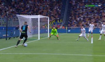Ιντερ-Μπολόνια: Απίθανο γκολ του Τζέκο από απίθανο σημείο! (VIDEO)