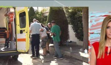 Καλύβια: Επτά οι τραυματίες από την έκρηξη σε σπίτι, ανάμεσά τους και παιδιά (VIDEO)