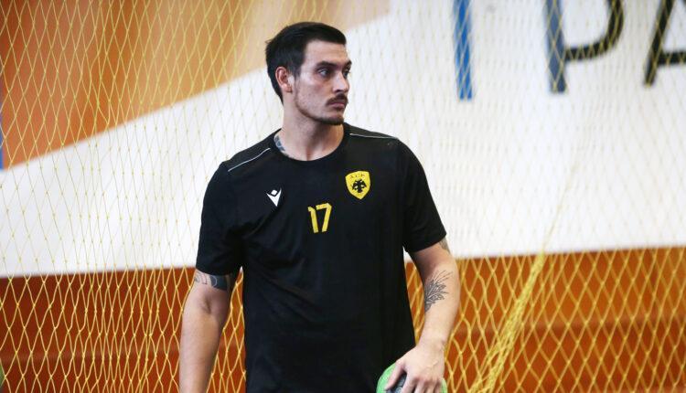 ΑΕΚ: Ο Πλάθα MVP «Ελληνική Εταιρεία Γρανιτών»!