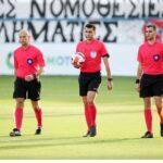 Βαρούχας: «Φάουλ στον Βράνιες στο γκολ του ΟΦΗ, αυστηρή η κόκκινη στον Γκαρσία»