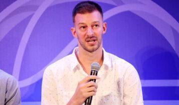 Γέλοβατς: «Θα κάνουμε ό,τι μπορούμε για να έχουμε μια καλή σεζόν -Μεγάλος σύλλογος η ΑΕΚ»