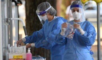 Κορωνοϊός: 2.126 νέα κρούσματα -39 νεκροί και 342 διασωληνωμένοι
