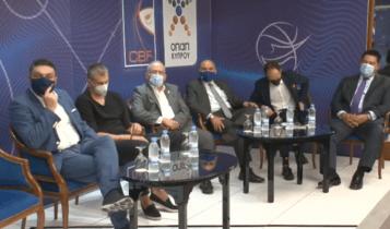 Κύπρος: Θέλει να φιλοξενήσει τους αγώνες της Ελλάδας στο Eurobasket 2025