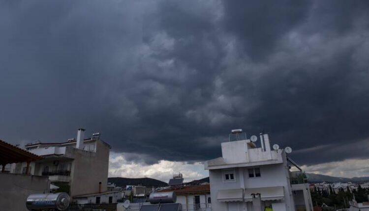 Καιρός: Ερχονται βροχές και πτώση της θερμοκρασίας (VIDEO)