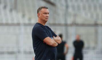 Ούτε μία νίκη κόντρα στην ΑΕΚ ο Γρηγορίου