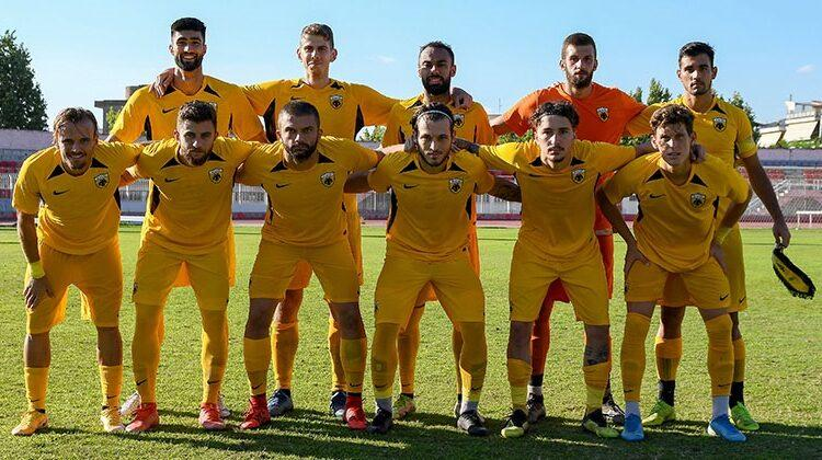 Super League 2: Στο Νότιο όμιλο η ΑΕΚ Β'-Σέντρα στις 10 Οκτωβρίου