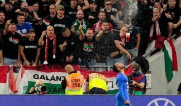 Ουγγαρία: Τιμωρία έδρας και υψηλό πρόστιμο για τους ρατσιστές οπαδούς