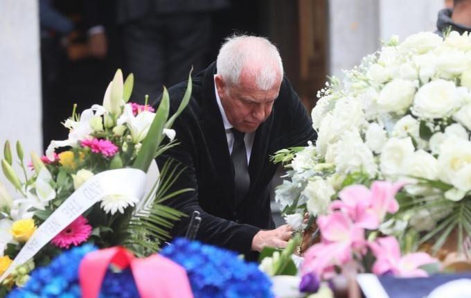 Ομπράντοβιτς: «Λύγισε» μπροστά στο φέρετρο του Ιβκοβιτς