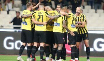 ΤΩΡΑ LIVE το Pregame για το AEK-Λαμία από το ENWSI TV (VIDEO)