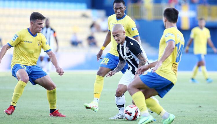 Κακός ξανά ο ΠΑΟΚ, πήρε στο τέλος τη νίκη 2-1 επί του Παναιτωλικού πριν το ματς με την ΑΕΚ! (VIDEO)