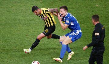 Γέβτιτς: «Ξέραμε ότι θα είναι δύσκολο το ματς -Πάμε για τη νίκη με ΠΑΟΚ»