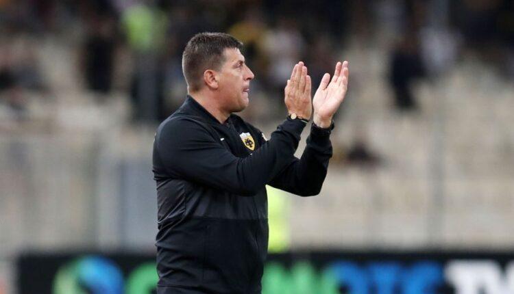 Μιλόγεβιτς στους παίκτες: «Παίζουμε με άγχος και δεν μας κάνει καλό, θέλει καθαρό μυαλό»