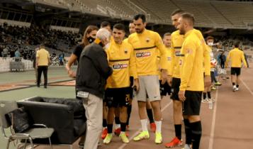 ΑΕΚ: Μία νίκη αφιερωμένη στον μεγάλο κυρ-Στέλιο! (VIDEO)