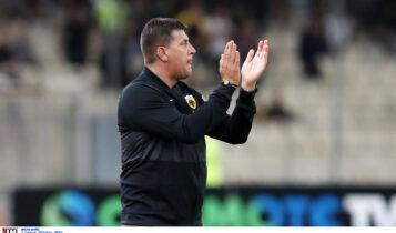 Μιλόγεβιτς: «Εχουμε ποιοτικούς παίκτες, πρέπει να δέσουμε-Να προετοιμαστούμε κατάλληλα για τον ΠΑΟΚ» (VIDEO)