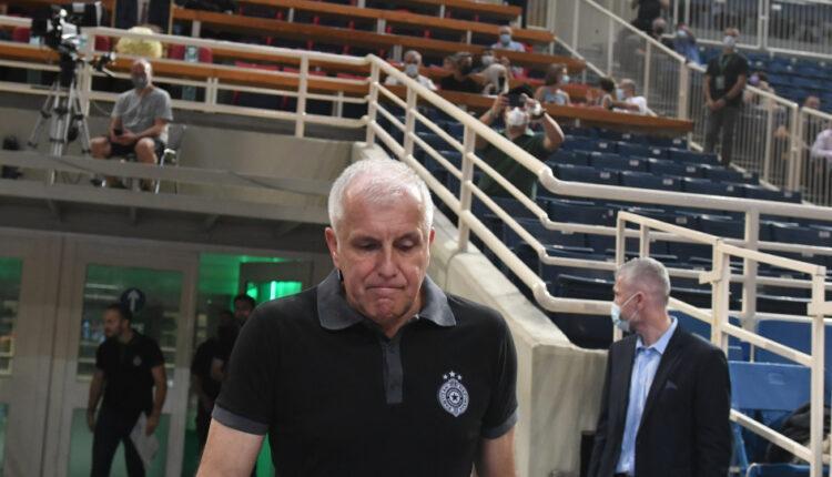 Ομπράντοβιτς: «Στη Φενέρμπαχτσε είχα 120 plays στην επίθεση, στην Παρτιζάν έχω μόνο 15»