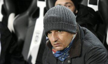 Κι ας πει στο τέλος ο Λουτσέσκου ότι «για μένα, νίκησε ο ΠΑΟΚ»