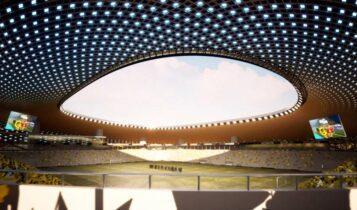 Η Μπόντο Γκλιμτ χτίζει ένα απίστευτο νέο γήπεδο! (VIDEO)