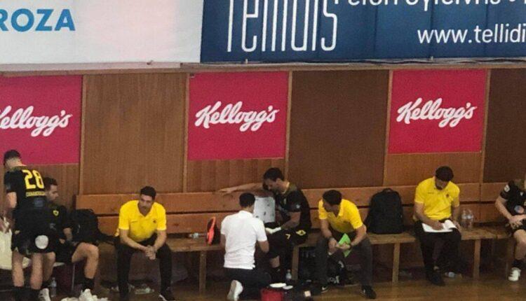 Η ΑΕΚ έκανε επίδειξη δύναμης, «κατάπιε» και τον Ιωνικό με 23-36 στη Νέα Φιλαδέλφεια!