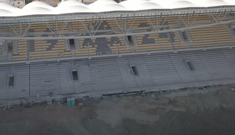 ΑΕΚ: Πτήση πάνω από την κιτρινόμαυρη «OPAP Arena»! (VIDEO)