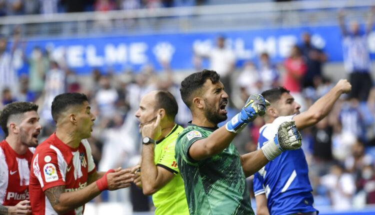 Αλαβές-Ατλέτικο Μαδρίτης 1-0: «Σφαλιάρα» για την ομάδα του Σιμεόνε