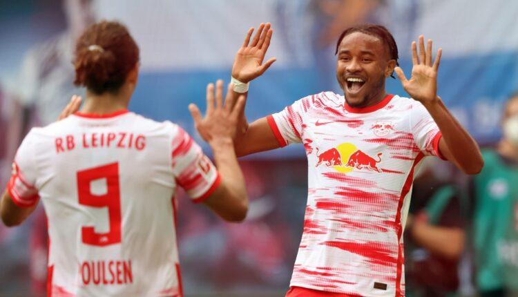 Bundesliga: «Ισοπέδωσε» την Χέρτα η Λειψία, πρώτη ήττα για Βόλφσμπουργκ (VIDEO)