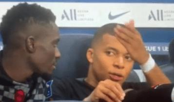 Εκνευρισμένος ο Εμπαπέ με τον Νεϊμάρ: «Δεν μου δίνει ποτέ πάσα» (VIDEO)