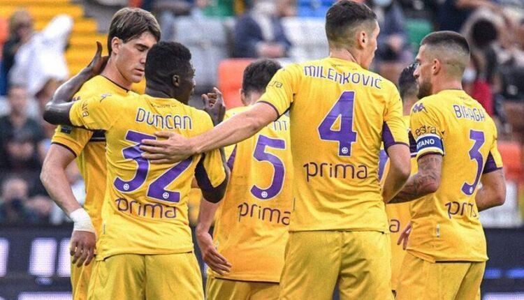 Serie A: Σπουδαίο «διπλό» για την Φιορεντίνα, «βροχή» γκολ στο Εμπολι -Τα αποτελέσματα (VIDEO)
