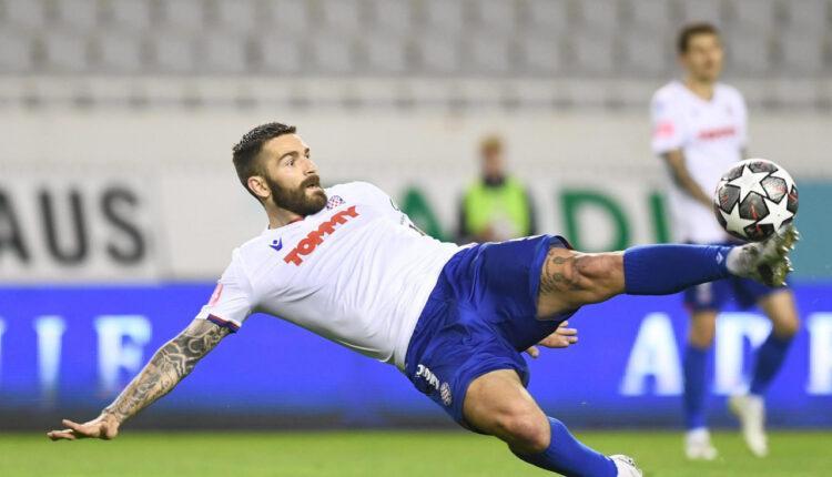 Νίκη της Χάιντουκ (1-0) επί της Λοκομοτίβα Ζάγκρεμπ με λυτρωτή τον Λιβάγια (VIDEO)