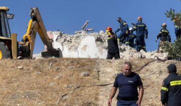 Σεισμός στο Ηράκλειο: Ένας νεκρός και 9 τραυματίες σύμφωνα με την Πολιτική Προστασία