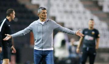 Λουτσέσκου σε παίκτες ΠΑΟΚ πριν το ματς με ΑΕΚ: «Δεν υπάρχει άλλος νικητής εδώ, μόνο εμείς»