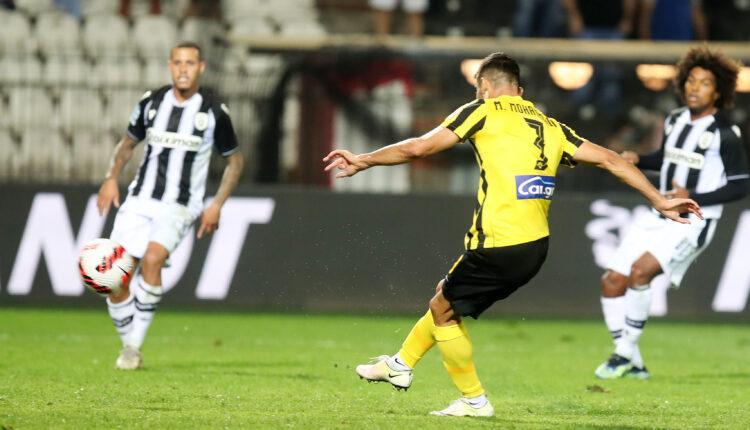 Βαρούχας: «Σωστά ακυρώθηκε το γκολ της ΑΕΚ»