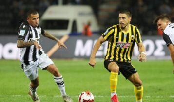 ENWSI TV: AEK after με Καζαντζόγλου-Τσίλη-Τσίμπο και Κοπιτσή στις 22:00 για την ανάλυση του ματς με τον ΠΑΟΚ!