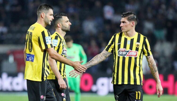 AEK: Μόλις μία νίκη στα 17 τελευταία ντέρμπι!