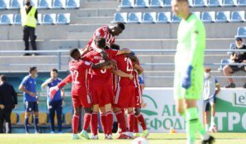 Αστέρας Τρίπολης: 20 σερί παιχνίδια χωρίς νίκη με Ολυμπιακό, 8 χωρίς γκολ
