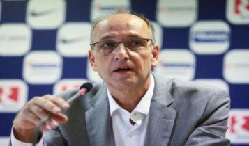 Λιόλιος: «Ειδικός σύμβουλος διαιτησίας ο Χριστοδούλου, πρόεδρος της ΚΕΔ ο Πιτσίλκας»