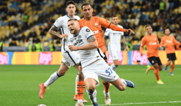 Champions League: Γκέλα για την Ιντερ στην Ουκρανία, εύκολα ο Αγιαξ (VIDEO)