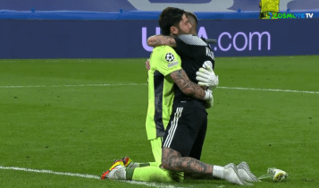 Champions League: Εντεκα καθοριστικές επεμβάσεις ο Αθανασιάδης στον θρίαμβο της Σέριφ στην Μαδρίτη! (VIDEO)