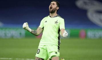 Champions League: Ο τρομερός Αθανασιάδης... ξέρανε την Ρεάλ στη Μαδρίτη! (VIDEO)