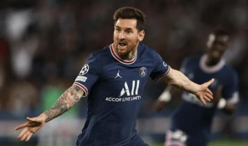 Champions League: Πήρε το ντέρμπι η Παρί με το πρώτο γκολ του Μέσι, τεράστια νίκη για την Ατλέτικο στο Μιλάνο (VIDEO)
